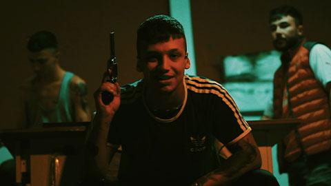 Tüfek Video Shoot