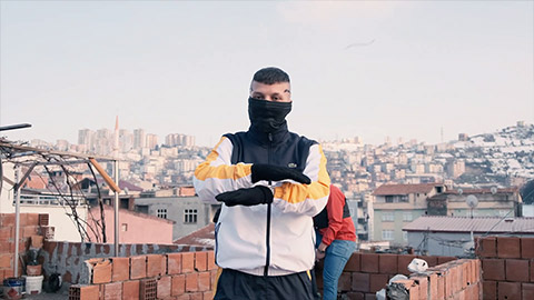 Ya Sabır Video Shoot