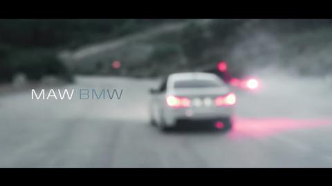 MAW BMW Video Shoot