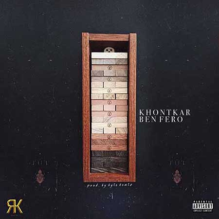 Khontkar Ben Fero Jenga Single Artwork