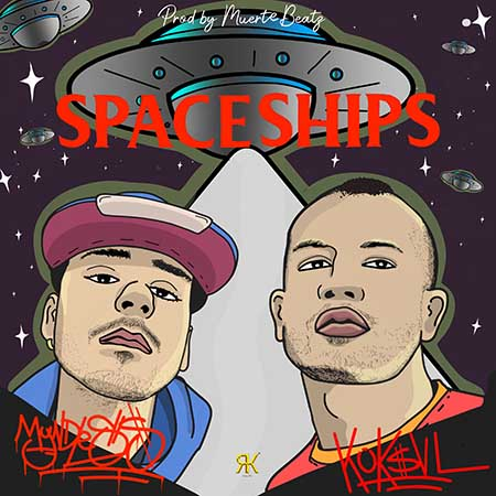 Spaceships Cover