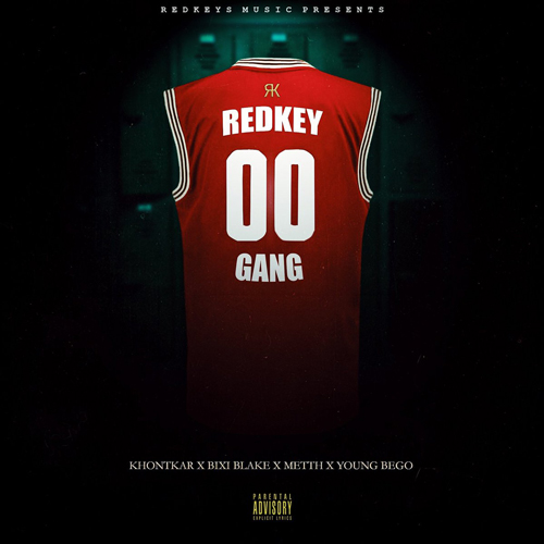 Khontkar RedKeyGang Single Artwork