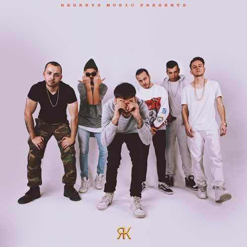 RedKeyGang la Familia Album Artwork