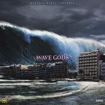 WAVE GODS Cover