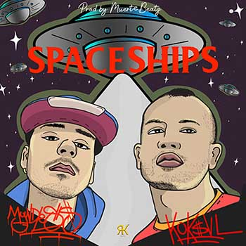 Spaceships Single Artwork